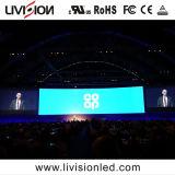 Stade de l'intérieur de haute qualité de l'écran LED de location vidéo P3.9/4.8 pour les concerts de l'écran à affichage LED