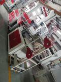Alta velocidade automática Heat-Sealing & Cold-Cutting Bag fazendo a máquina