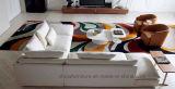High-end пуховые подушки современный диван ткань диван