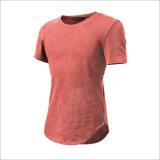 スポーツのトレーニングのための明白なカスタム印刷の人のサッカーのワイシャツ