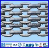 Cavi Chain dell'acciaio legato per la catena d'ancoraggio di Studless della nave per le navi