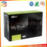 Case de couleur de l'emballage de produits électroniques, électronique de l'emballage boîte cadeau