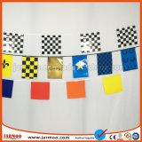 De activiteit gebruikte de Digitale Bunting van de Stof van de Druk Kleurrijke Vlaggen van de Banner