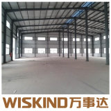 Alta calidad y fácil de instalar la construcción de la estructura de acero comercial