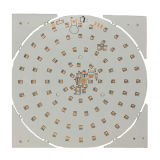 Placa PCB de la base de aluminio, aluminio LED PCB, LED PCB