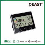 Reloj Digital funcional con la temperatura y humedad Ot5227th