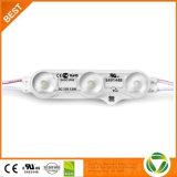 illuminazione del modulo della lampada dell'iniezione LED di 1.2W DC12V 24V con l'obiettivo