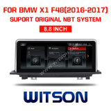 """Grande automobile DVD 8.8 dello schermo di Witson BMW """" per BMW X1 F48 (2016-2017)"""