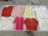La ropa de verano -Red de buena calidad de exportación de blusa a África desde China directamente de fábrica