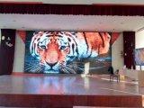 L'intérieur de panneaux d'affichage vidéo LED / LED écran Mesh ISO9001