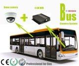 IR Anti-Vandal Bus de la cámara domo de cámara de seguridad