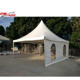 アルミニウムフレームPVC避難所の庭のための携帯用望楼のテント中国製