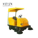 Serviço de Transporte do equipamento de limpeza à Porta de Limpeza do Piso da Rua Vassoura Estrada eléctrico da máquina