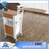 Bc010f Enfermaria de madeira Armário à beira do leito com mais de tabela