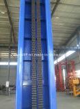 Elevador hidráulico portátil do carro de borne 4 da aprovaçã0 do CE