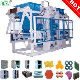 Qt6 Maquinaria Yongchang Bloque sólido automática máquina bloquera