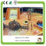 Stationnement d'intérieur de cour de jeu d'océan de Tongyao de syndicat de prix ferme multifonctionnel de bille pour les enfants (TY-17721)