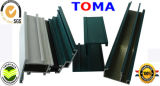Fabricante profesional de aluminio Perfil Tubo con Varios Diseño