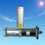低価格モデル : Jlch 水平空圧式液体シリンダ