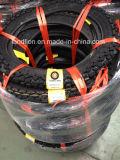 La fábrica directamente suministra el neumático de la motocicleta del patrón de la costilla y del lazo con precio competitivo