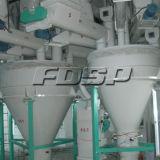 작은 수용량 3-5tph 가금은 생산 기계에게 턴키 가금 프로젝트를 공급한다