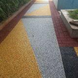 Mikrowarnende Farben-Kristallstrecke-Bodenbelag der erschütterungs-Cn-C06