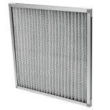 5 um пористость гофрированной AC печи воздушного фильтра