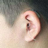 デジタルヒアリングのアンプの開いた適合の薄い管のタイプ安い補聴器