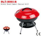 14 1/2 pouces Weber Grill au charbon de bois rouge