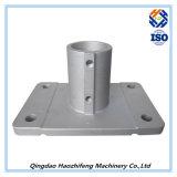 Aluminumが角度の固定するピボット台紙はフィートダイカストを