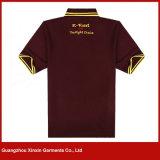 Customzied marcou a qualidade de Hgih as camisas de polo da etiqueta confidencial (P174)
