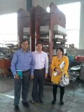 Xlb600X600X2 de la placa de buena calidad Máquina de prensa vulcanización de caucho para la venta