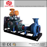 De diesel Pomp van het Water voor het Chemische Omcirkelende Water van de Fabriek met Aanhangwagen