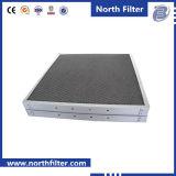 Primary Metal Filter Effiency para la limpieza del aire