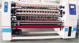 Cadena de producción de la cinta del embalaje de BOPP máquina que raja de la cinta adhesiva