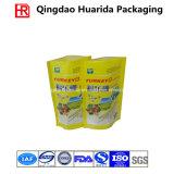 Reclosable高品質はキノア、食品包装のための袋を立てる