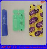 La máquina de llenado de ampolla de plástico de farmacéuticos de la máquina de sellado con cumplir las normas GMP