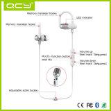 耳のホックの耳の無線電信EarbudsのステレオのBluetoothのイヤホーン
