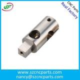 Präzision CNC-PrägeEdelstahl-hydraulische Verteilerleitung, CNC, der vielfältige Teile prägt
