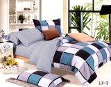 유럽인과 American Style - 중국 Manufacturing New Four Piece Bedding Cotton Fabric Flange는 결합하 놓았다 (ZHSHDL)