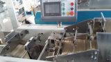 De volledig-automatische Machine van de Verpakking van het Hoofdkussen van de Spaghetti Wegende met 3 Wegers