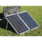 складывая панель солнечных батарей 160W для Motorhome для того чтобы поручить батарею 12V
