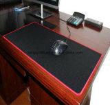 Подгонянный напечатанный логосом коврик для мыши разыгрыша игры неопрена резиновый