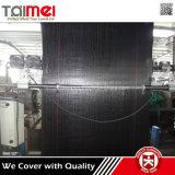 Tissu de tissu de protection contre les barrières de mauvaises herbes en tissu noir PP