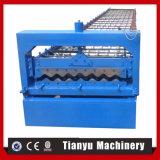 機械を形作る波形シートロールに屋根を付ける電流を通された鋼鉄プロフィールの金属