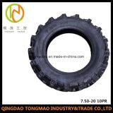 Dienstgelände-Fahrzeug - China-Rad, schräger Traktor-Reifen (7.50-20 10pr)