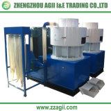 Machine en bois de boulette de boulettes de production de biomasse de moulin fait maison de boulette