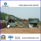 Auto da capacidade elevada/Semi-auto prensa hidráulica da palha