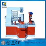 Papier d'emballage fendant la machine de découpage de papier de faisceau de tube en Chine