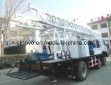 Equipement de forage de puits d'eau SIN-250 multifonctionnel monté sur camion